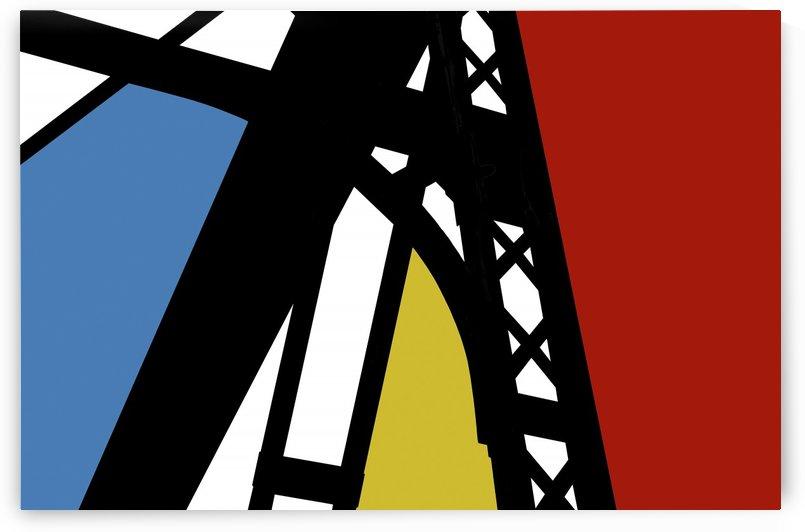 Bridge VII by Carlos Wood