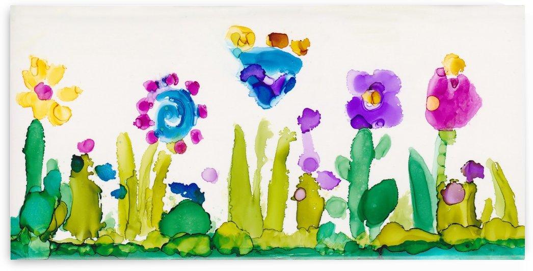 Spring Blooms by SunshyneArt
