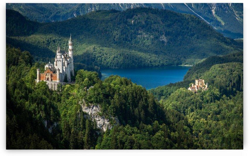 kristin castle bavaria allgäu by Shamudy