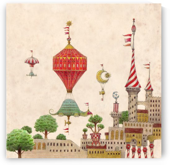 Tartlellino Balloone by Marcelo Kato