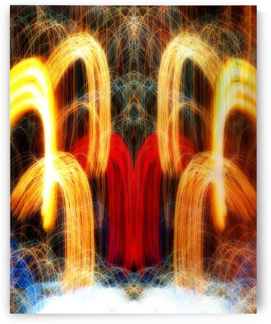Angel Wings by Richard Civico