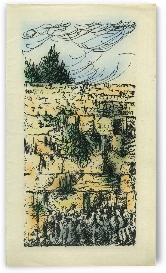 BNC1967-025 by Baruch Nachshon