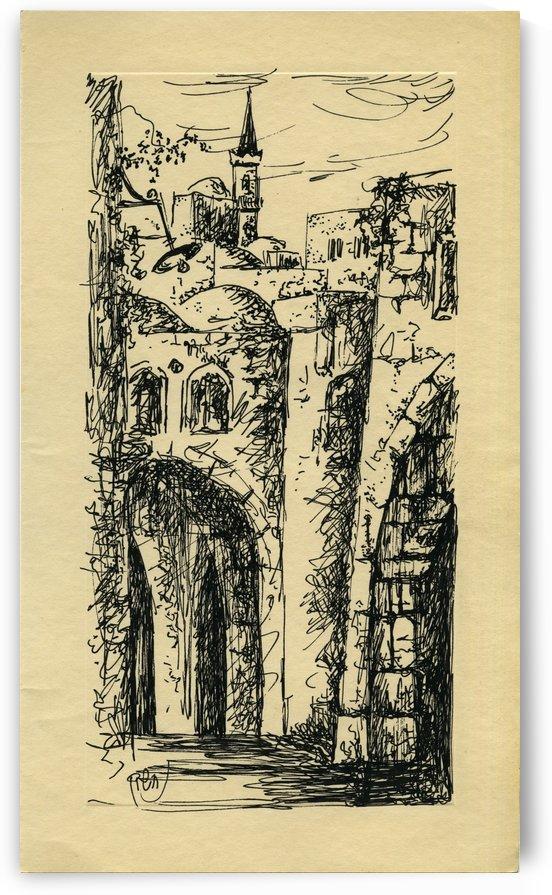 BNC1967-027 by Baruch Nachshon