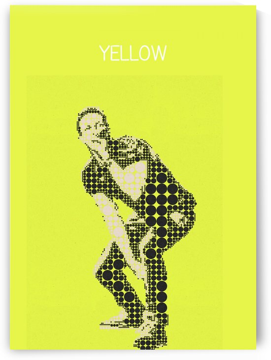yellow    Chris Martin by Gunawan Rb