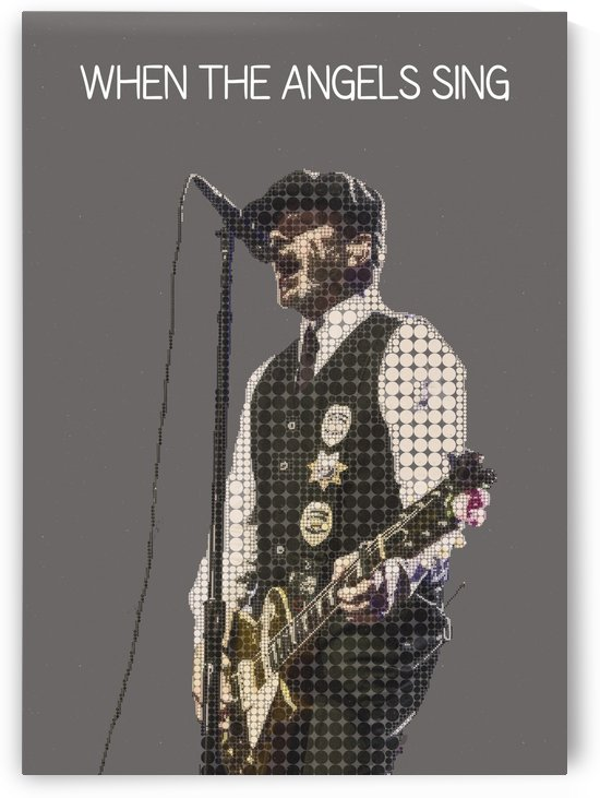 When The Angels Sing   Mike Ness   Social Distortion by Gunawan Rb