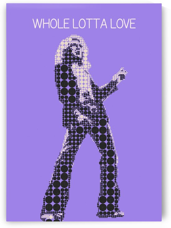 Whole Lotta Love   Robert Plant by Gunawan Rb