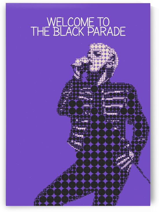 Welcome To The Black Parade   Gerard Way by Gunawan Rb
