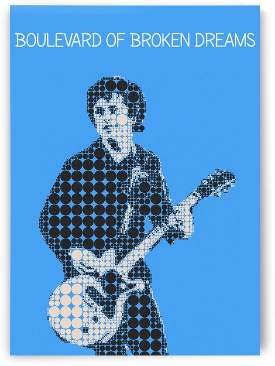 Boulevard Of Broken Dreams   Billie Joe Armstrong by Gunawan Rb