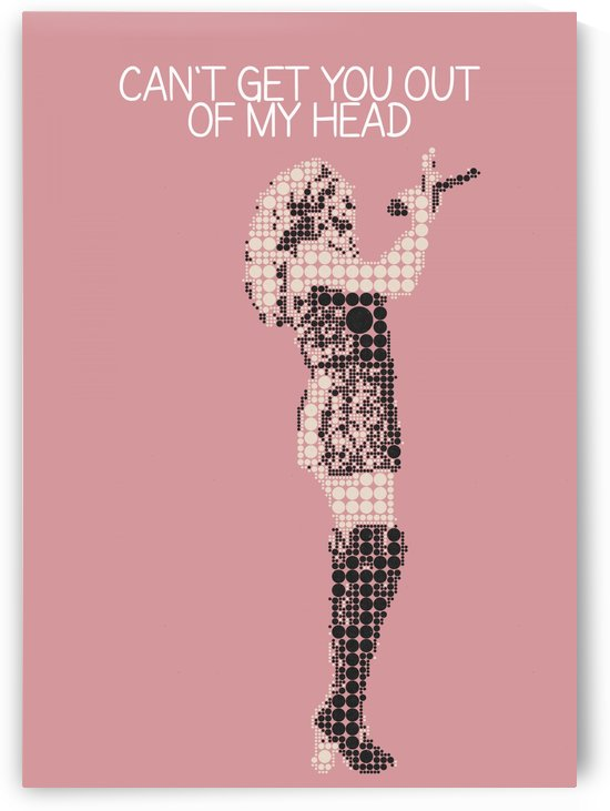 Cant Get You Out Of My Head   Kylie Minogue  by Gunawan Rb