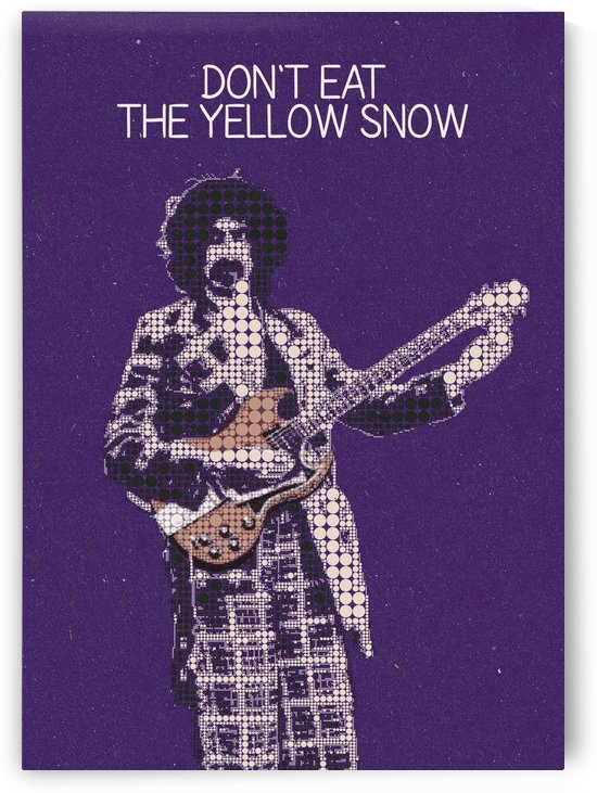 Dont Eat The Yellow Snow   Frank Zappa by Gunawan Rb