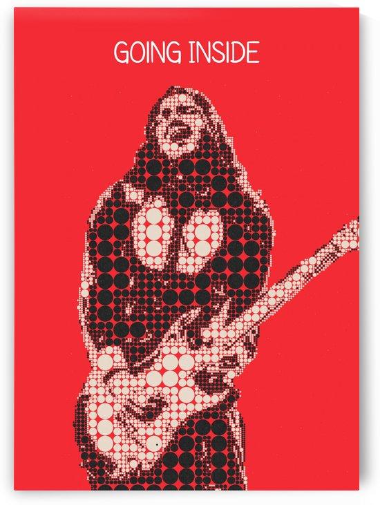 Going Inside   John Frusciante by Gunawan Rb