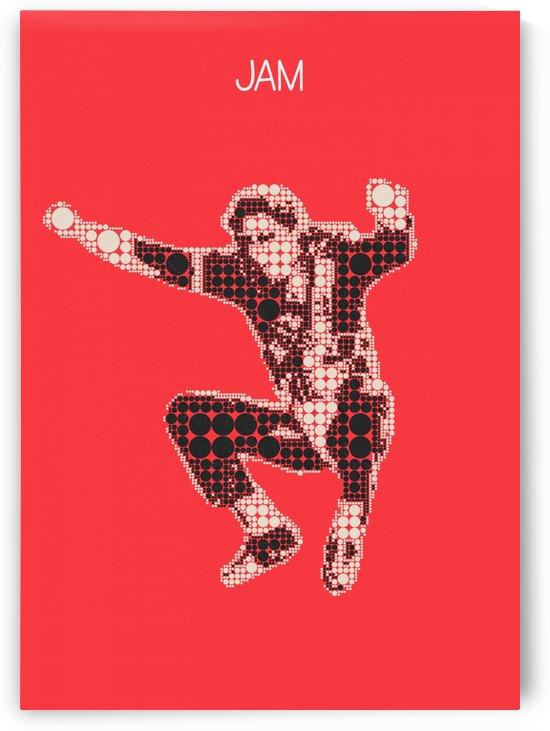 Jam    Michael Jackson by Gunawan Rb