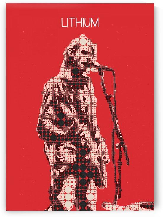 Lithium   Kurt Cobain by Gunawan Rb