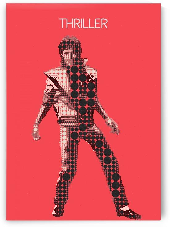 Michael Jackson   Thriller by Gunawan Rb