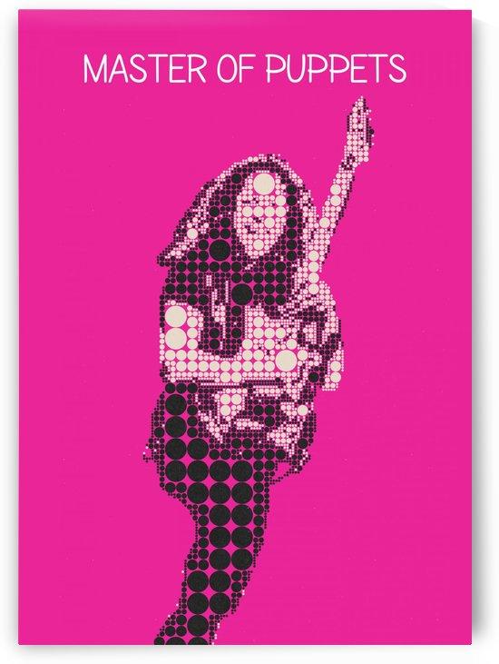 Master Of Puppets   Kirk Hammett by Gunawan Rb