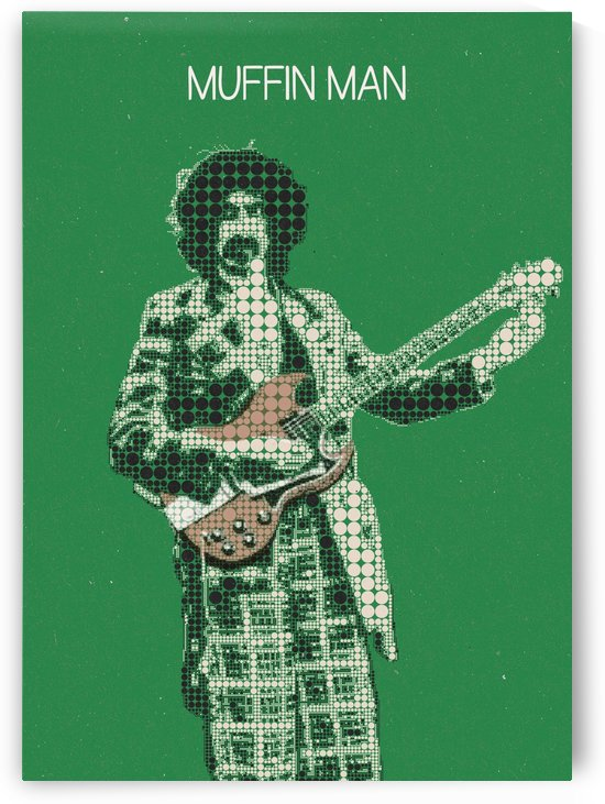 Muffin Man   Frank Zappa by Gunawan Rb