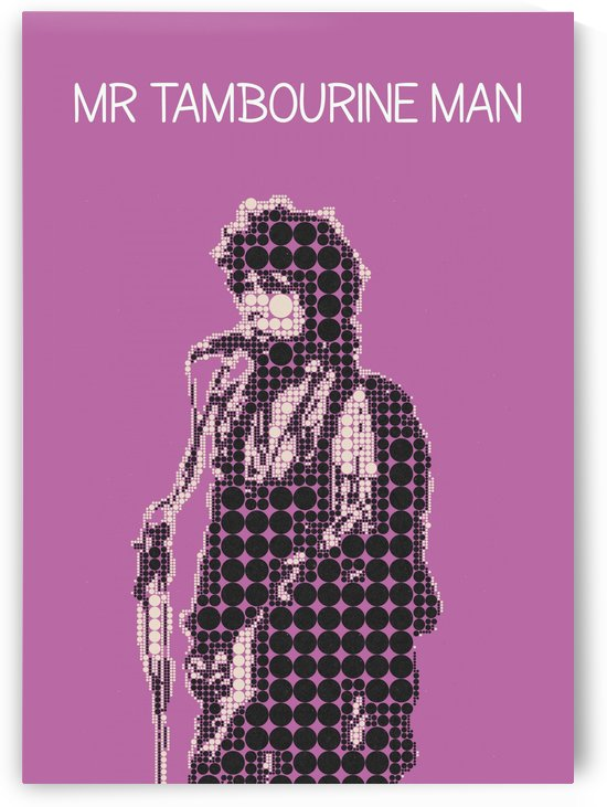 Mr Tambourine Man   Bob Dylan by Gunawan Rb