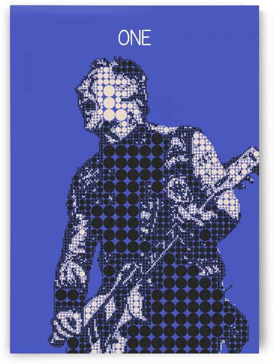 One   James Hetfield by Gunawan Rb