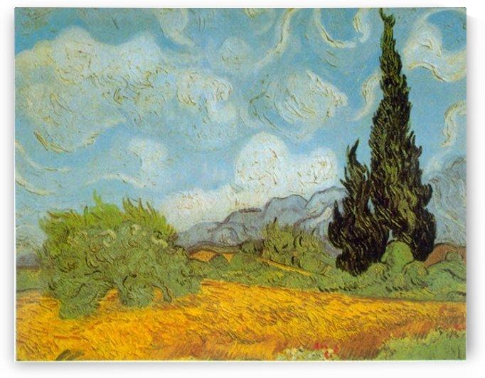 Haute Gafille by Van Gogh by Van Gogh