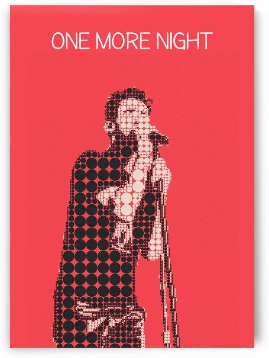One More Night   Adam Levine by Gunawan Rb