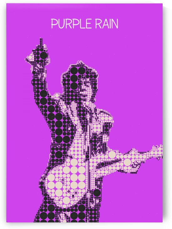 Purple Rain   Prince by Gunawan Rb