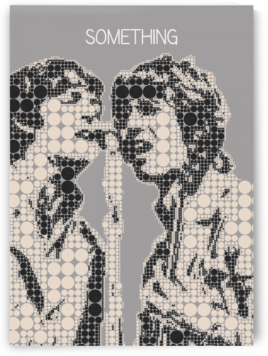 Something   Paul and George by Gunawan Rb