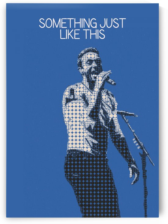 something just like this   Chris Martin   Coldplay by Gunawan Rb