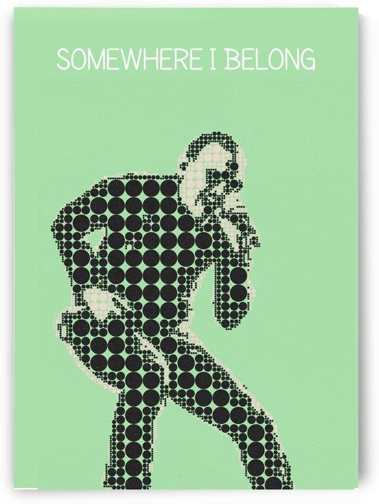 Somewhere I Belong   Chester Bennington by Gunawan Rb