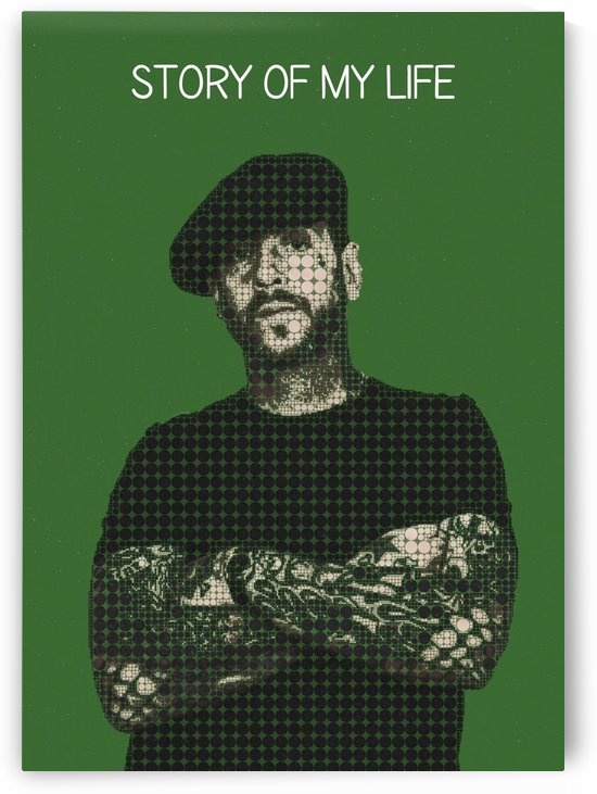 Story of My Life   Mike Ness   Social Distortion by Gunawan Rb