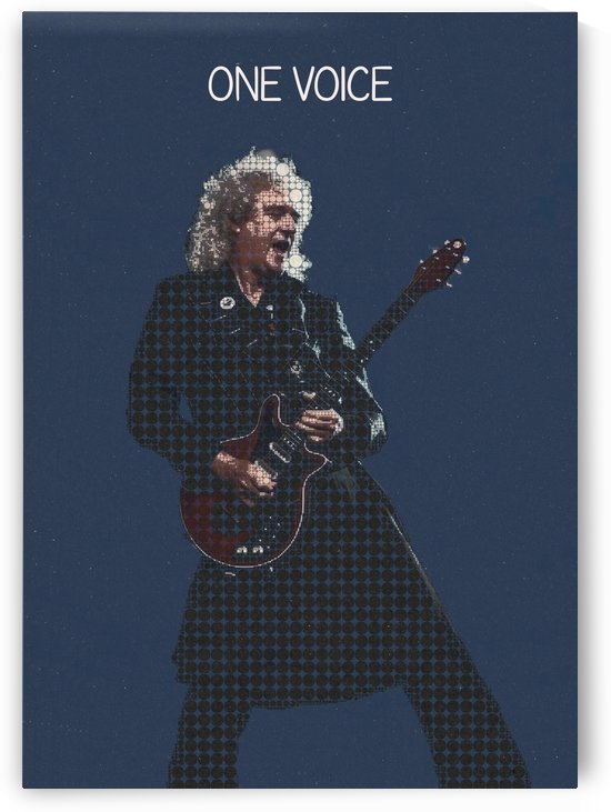 One Voice   Brian May by Gunawan Rb