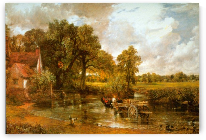 Hay Wain by Constable by Constable