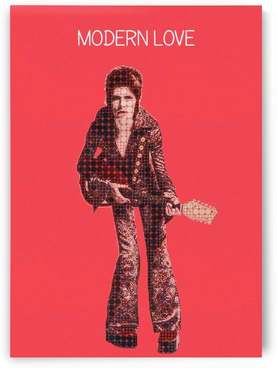 Modern Love   David Bowie by Gunawan Rb