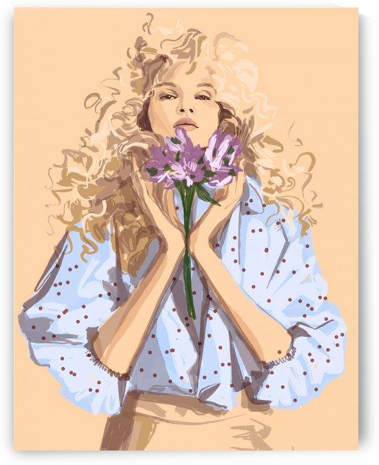 flower by Evgeniya Abramova