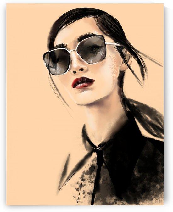 sunglasses by Evgeniya Abramova