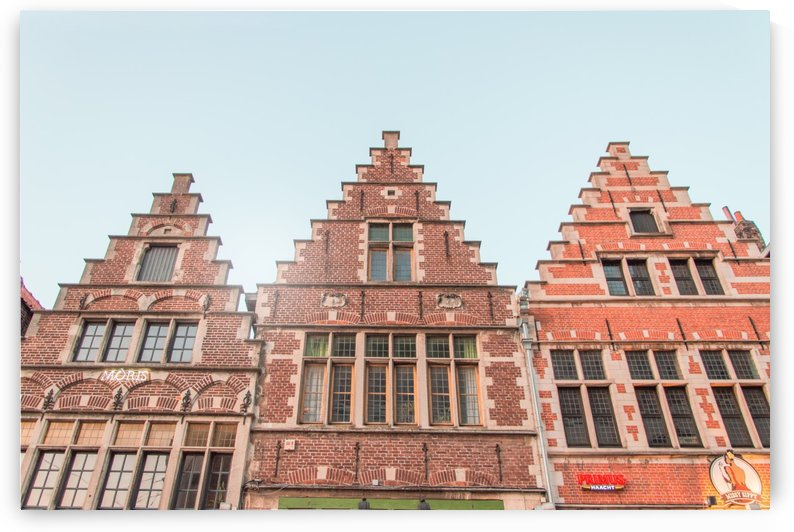 historical houses c by Sedgraphic