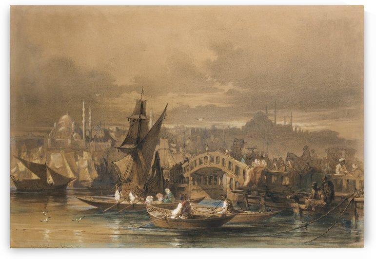 Constantinopole by Amedeo Preziosi