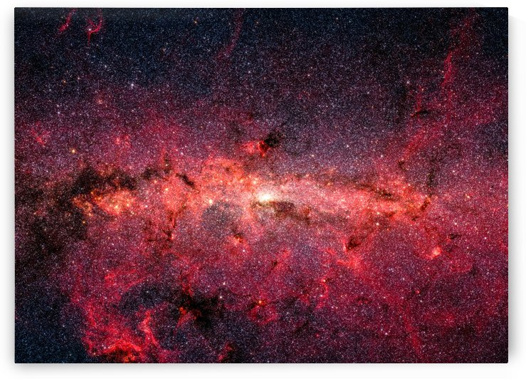 Pink Milky Way by Four Beautiful Sunsets