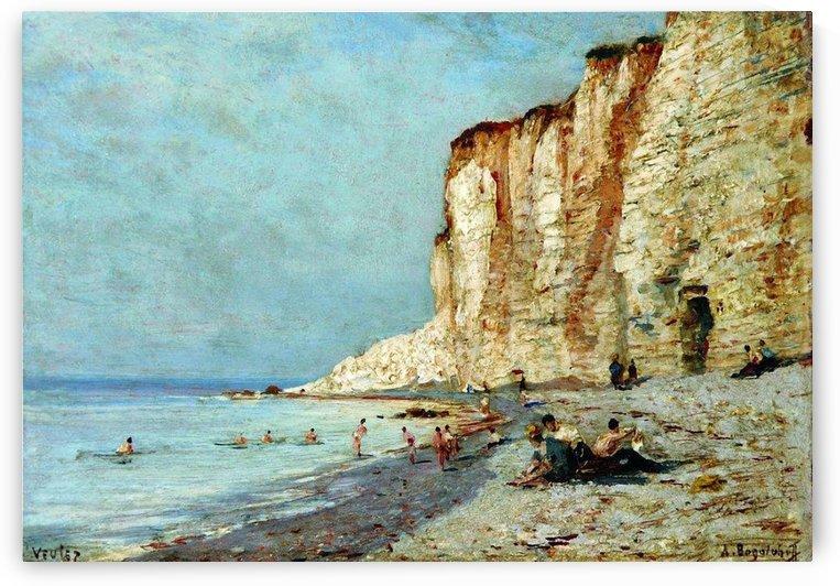 Coast by Alexey Bogolyubov
