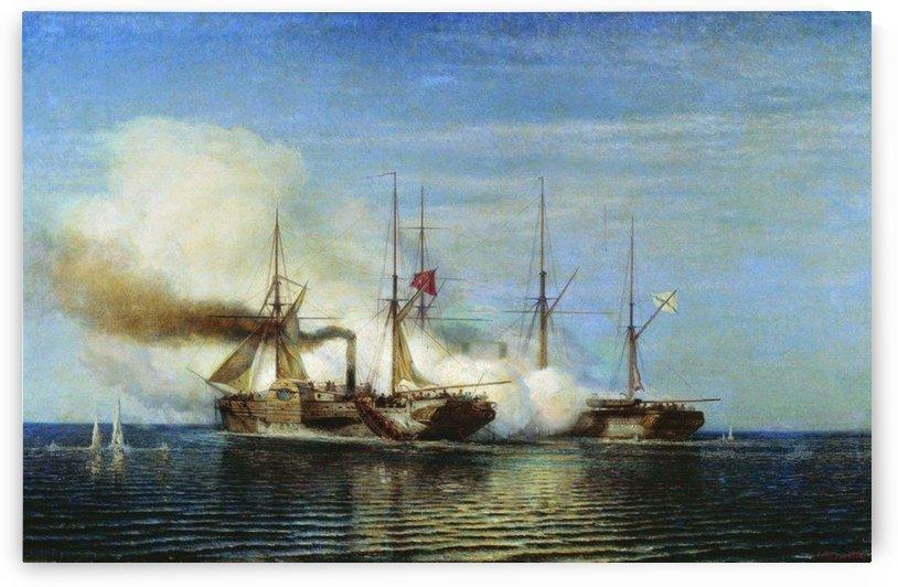 Battleship by Alexey Bogolyubov