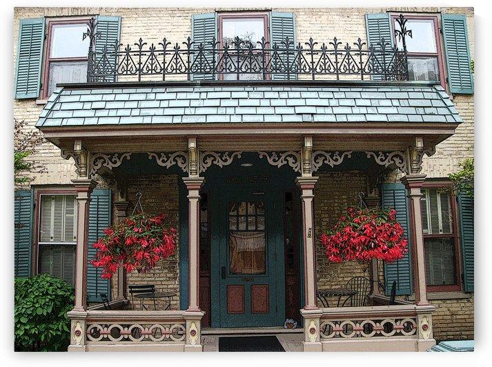 Cedarburg residence by Lisa Bates