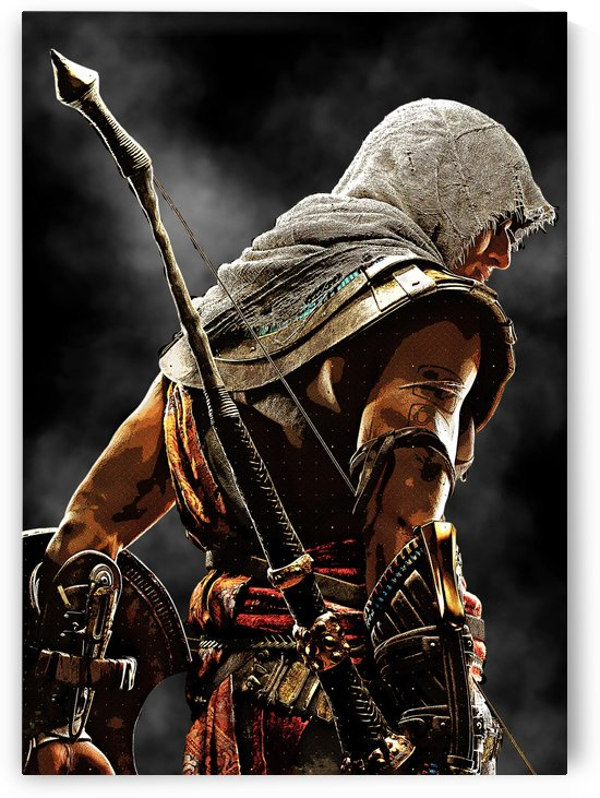 bayek   assassins creed origins by Gunawan Rb