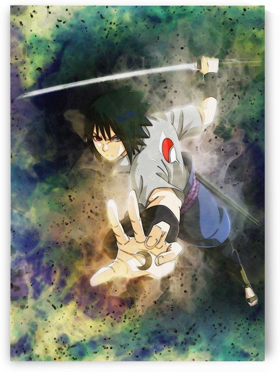 Sasuke Uchiha by Gunawan Rb