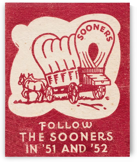 University of Oklahoma Sooners College Wall Art by Row One Brand