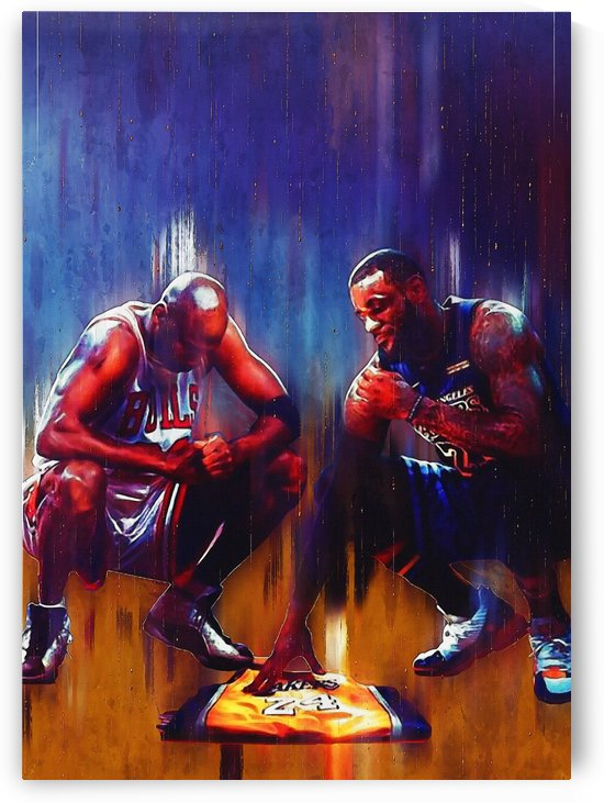23 miss 24 michael jordan Lebron James Miss You by Gunawan Rb