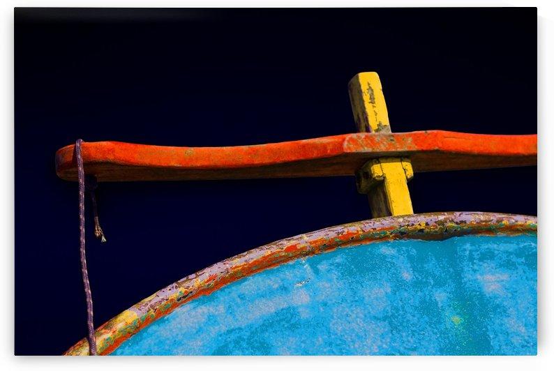 Boat XXXIX by Carlos Wood