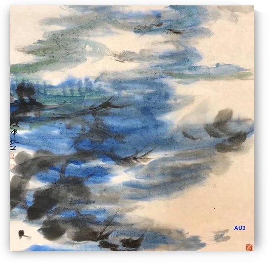 AU 3 Landscape    by Zhongwu