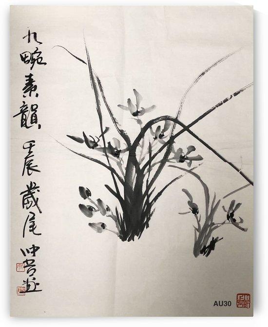 AU 30  A Graceful Nine Hectares    by Zhongwu