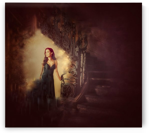 Stairway to Eternity by Benjamin Collection Fine Art Photography