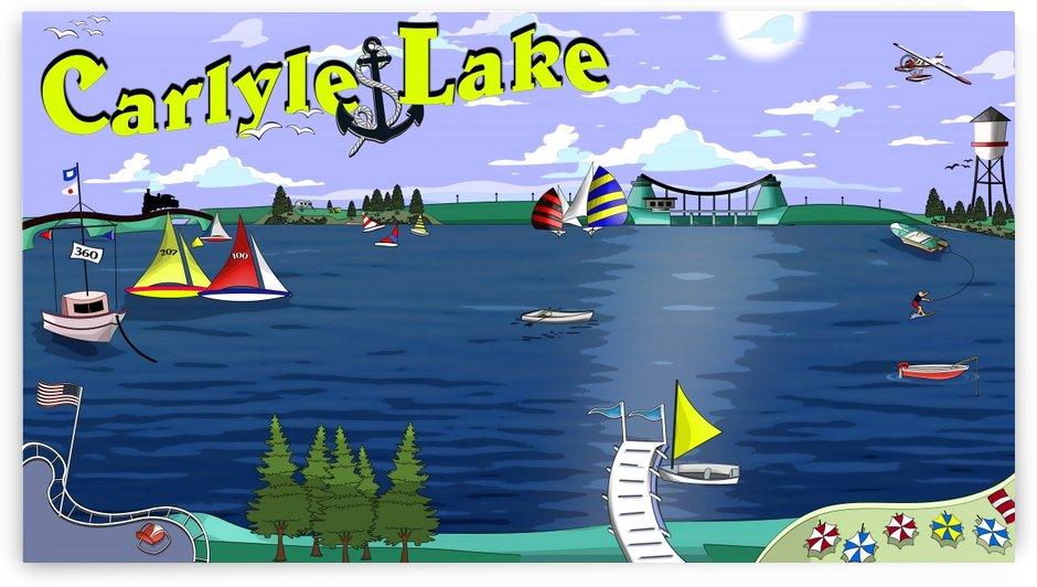 Carlyle Lake_V3_merged by Stephen M  Hollingsworth