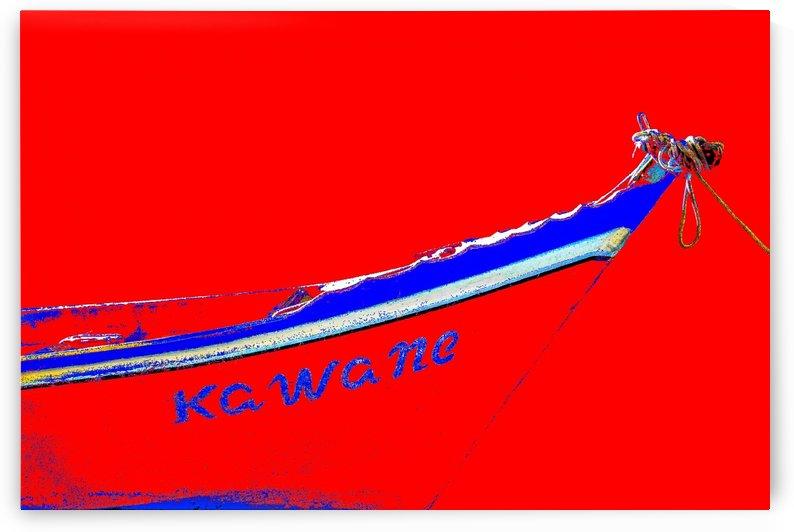 Boat XLV by Carlos Wood